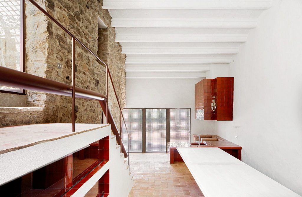 Refurbishment of a country house in Empordà, Spain By ARQUITECTURA-G - Sheet2