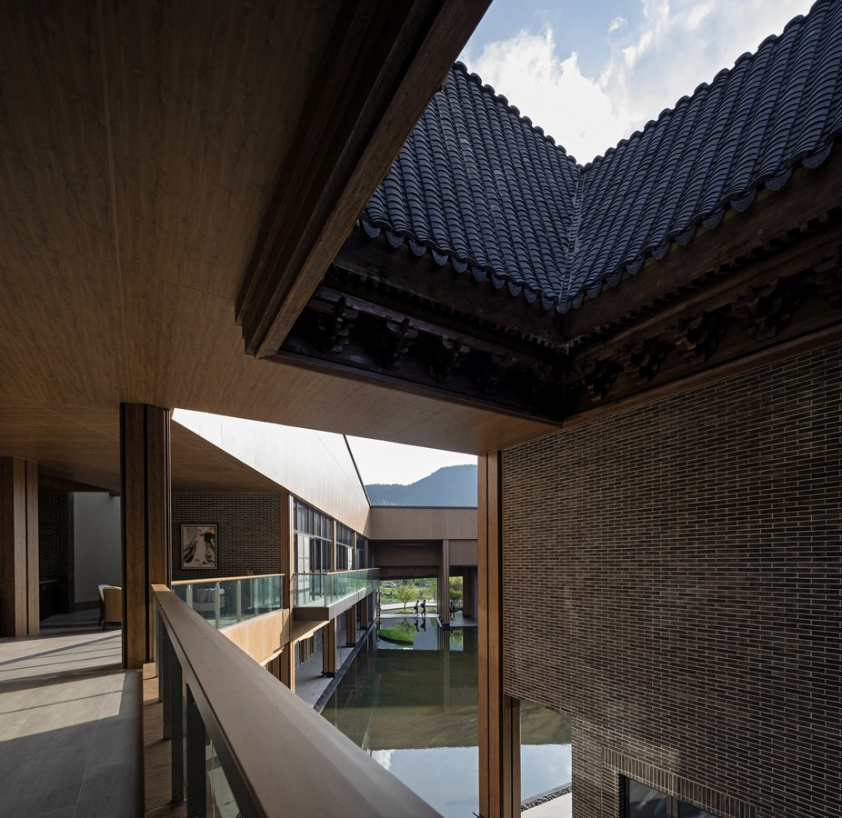 MOMA Lotus Resort, Jiuhua Mountain By Lacime Architects - Sheet5