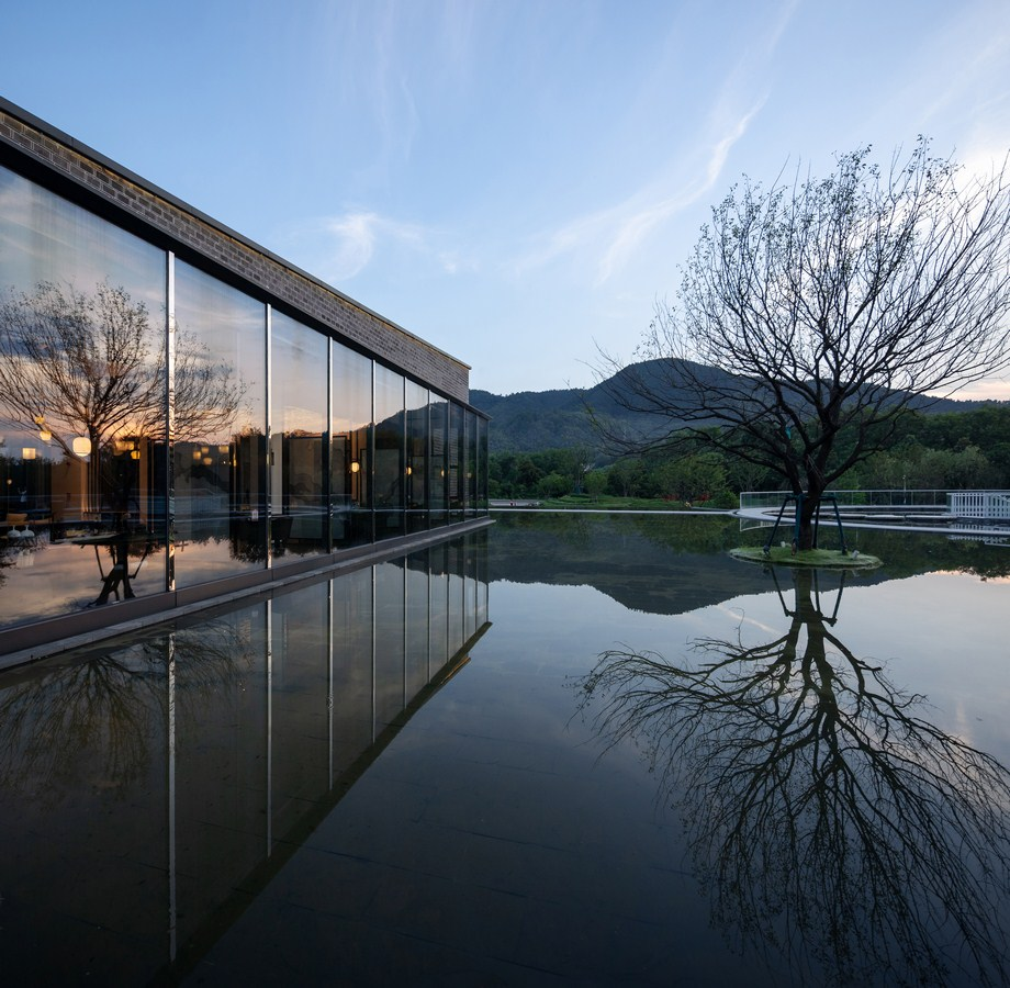 MOMA Lotus Resort, Jiuhua Mountain By Lacime Architects - Sheet6