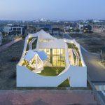 Flying House By IROJE KHM Architects - Sheet1