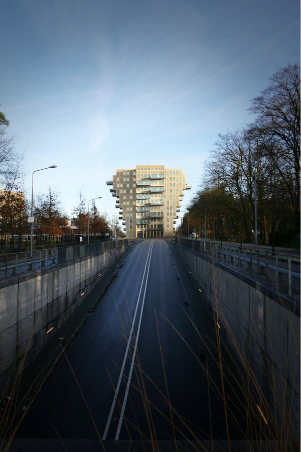 Belvedere Tower By René van Zuuk Architects bv - Sheet4