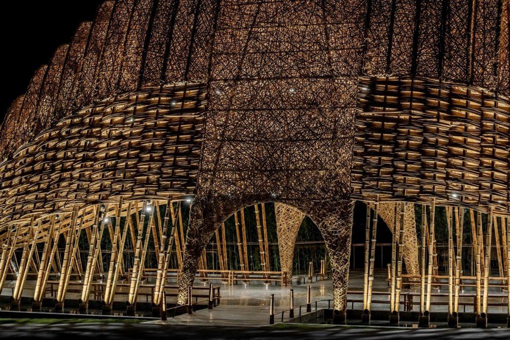 Bamboo Pavilion By Zuo Studio - Sheet4