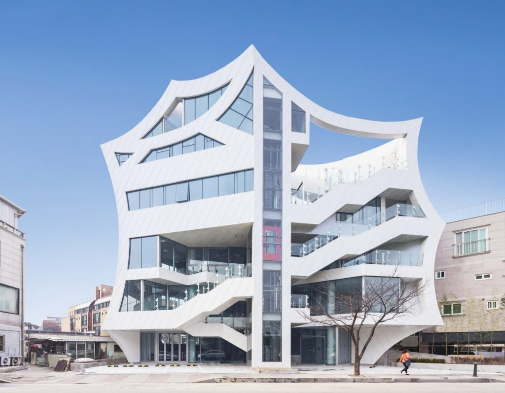 ARCHI-FIORE By IROJE KHM Architects - Sheet1