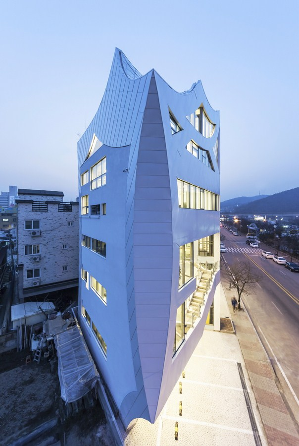 ARCHI-FIORE By IROJE KHM Architects - Sheet4