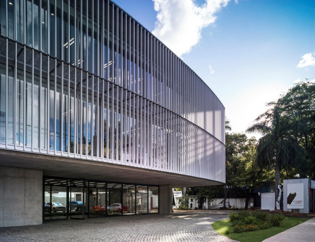 Puma Energy Paraguay Headquarters By RUIZ PARDO - NEBREDA - Sheet4