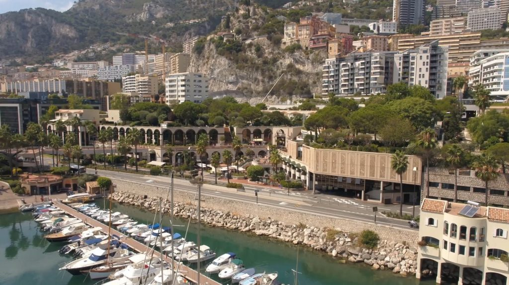 Fontvieille's site By Massimiliano and Doriana Fuksas - Sheet4