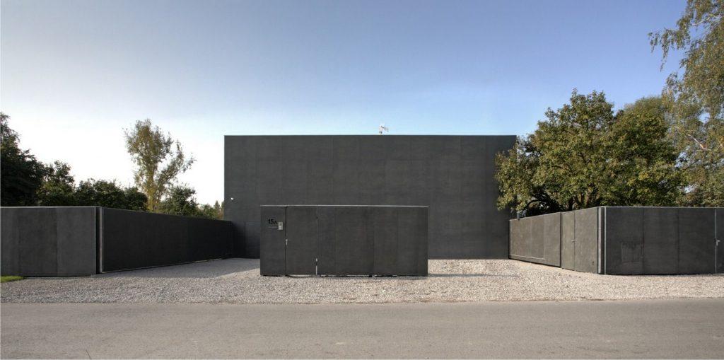 SAFE HOUSE By KWK Promes arch. R. Konieczny - Sheet4