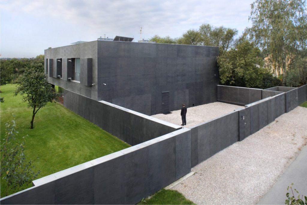 SAFE HOUSE By KWK Promes arch. R. Konieczny - Sheet8