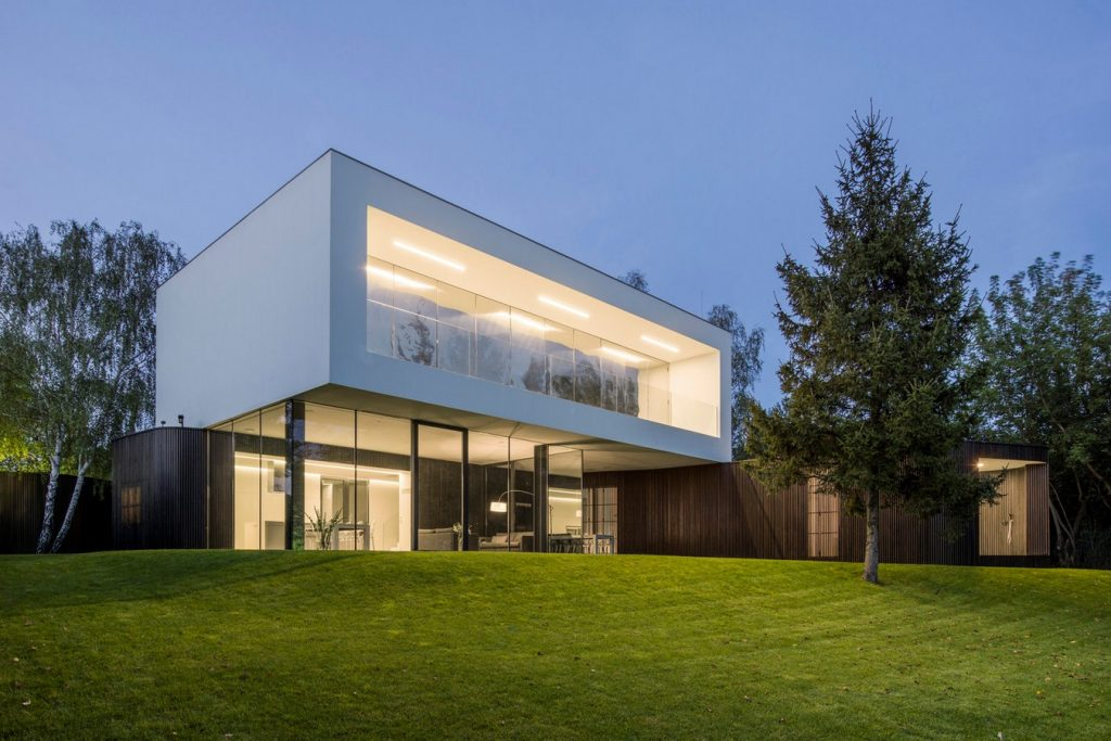 LIVING-GARDEN HOUSE IN IZBICA By KWK Promes arch. R. Konieczny - Sheet11