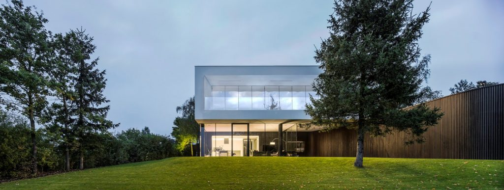 LIVING-GARDEN HOUSE IN IZBICA By KWK Promes arch. R. Konieczny - Sheet8