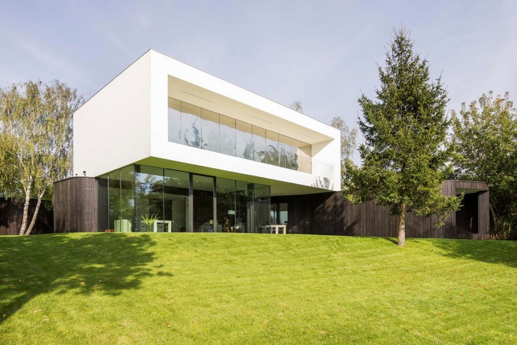 LIVING-GARDEN HOUSE IN IZBICA By KWK Promes arch. R. Konieczny - Sheet9