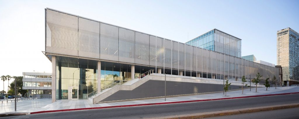 CAF Headquarters By LAPS Arquitectos - Sheet7