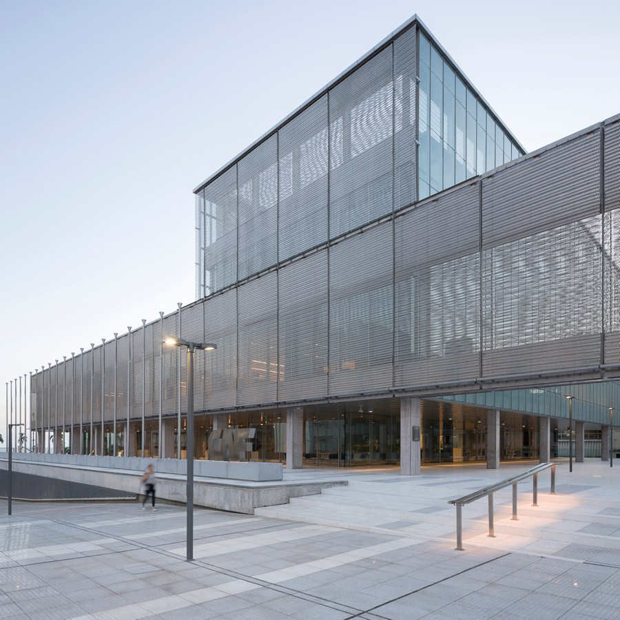CAF Headquarters By LAPS Arquitectos - Sheet8
