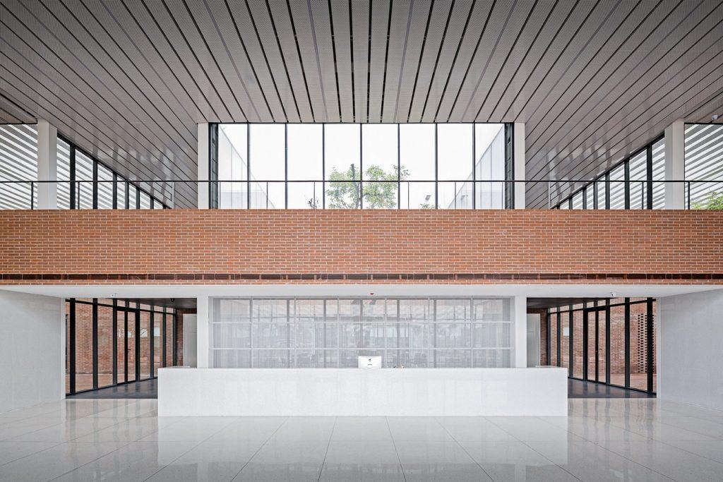 Dingshi Logistics Office Building By ARCHSTUDIO - Sheet10