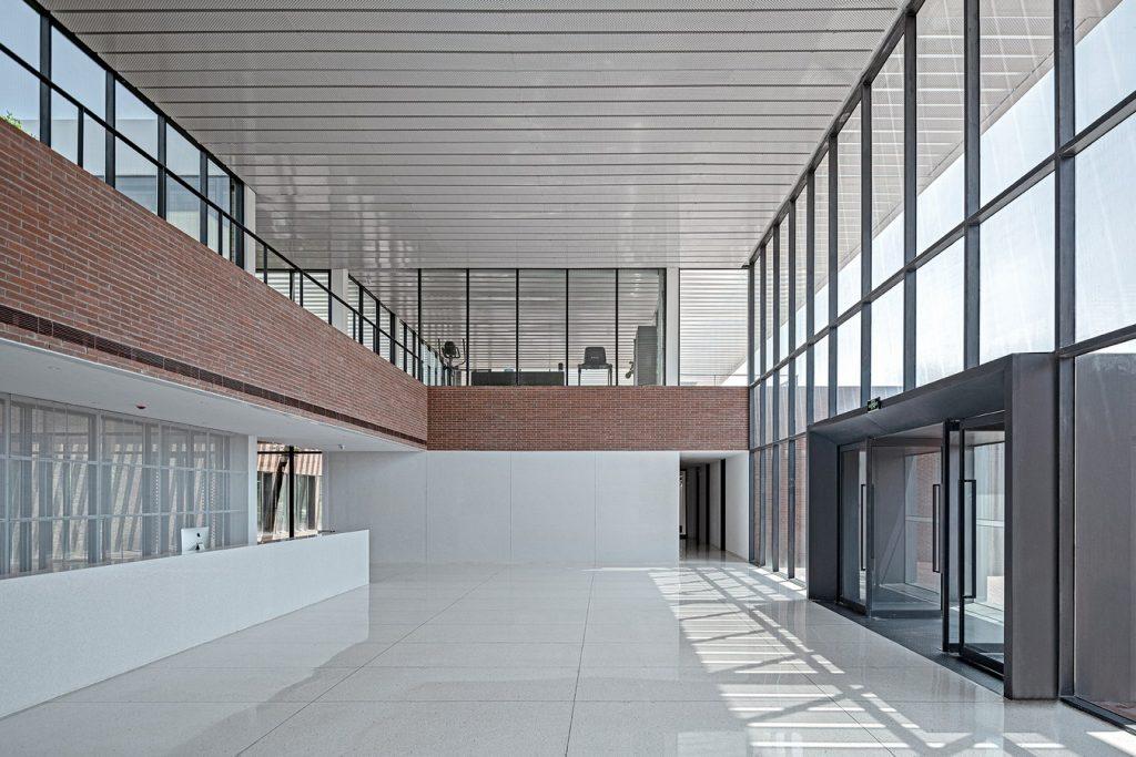 Dingshi Logistics Office Building By ARCHSTUDIO - Sheet11