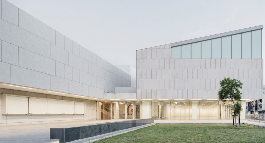 Beigang Cultural Center By MAYU Architects - Sheet2