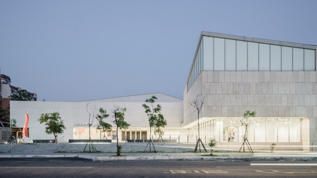 Beigang Cultural Center By MAYU Architects - Sheet3