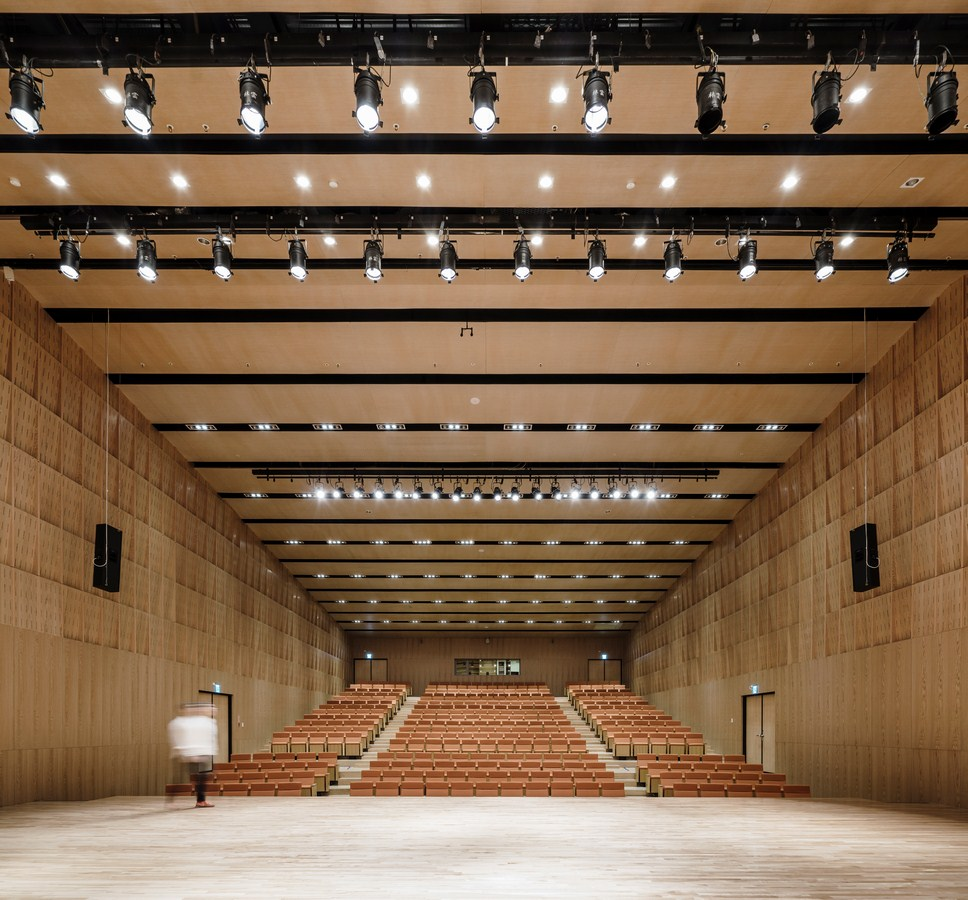 Beigang Cultural Center By MAYU Architects - Sheet6