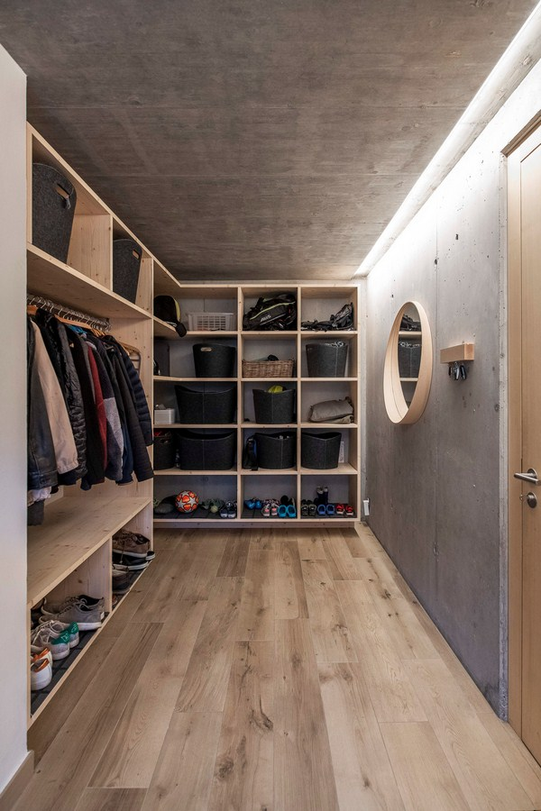 CLV House By Alp'Architecture sàrl - Sheet2