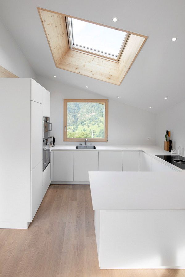 CLV House By Alp'Architecture sàrl - Sheet4