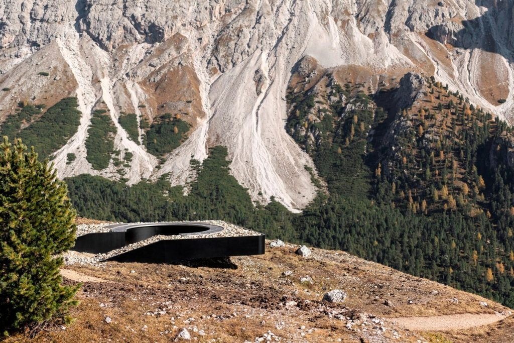 BELLA VISTA II - Dolomites UNESCO Viewpoint Mastlè By Messner Architects - Sheet2