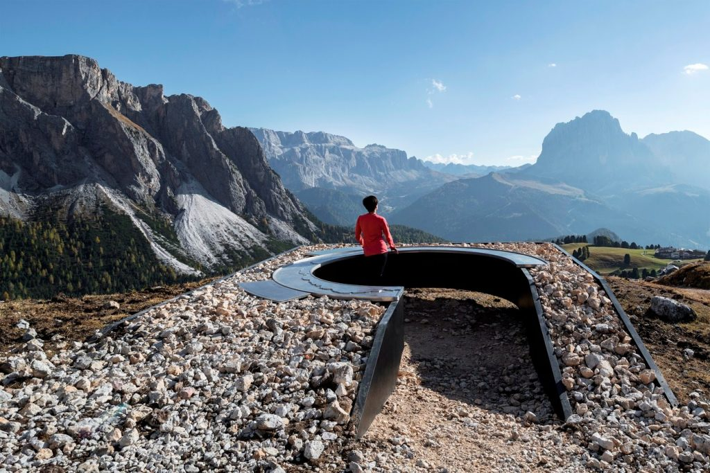 BELLA VISTA II - Dolomites UNESCO Viewpoint Mastlè By Messner Architects - Sheet3