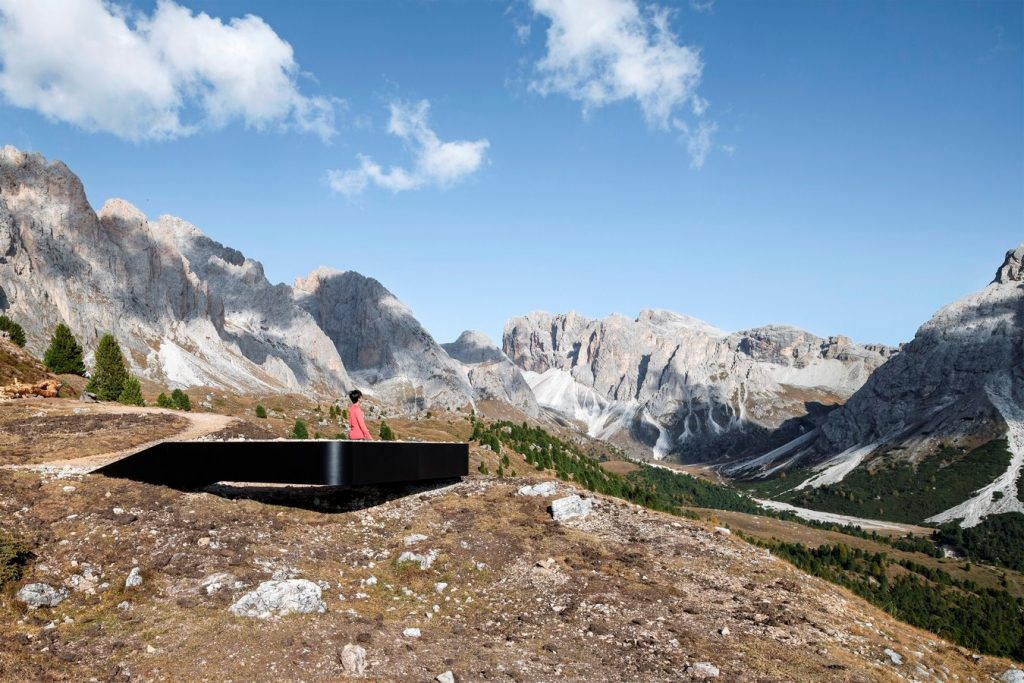 BELLA VISTA II - Dolomites UNESCO Viewpoint Mastlè By Messner Architects - Sheet5