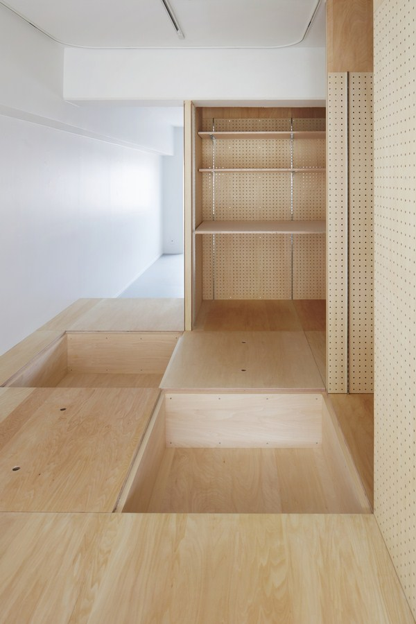 Apartments in Senri By nmstudio architects + Nozoe Shimpei Architects - Sheet2