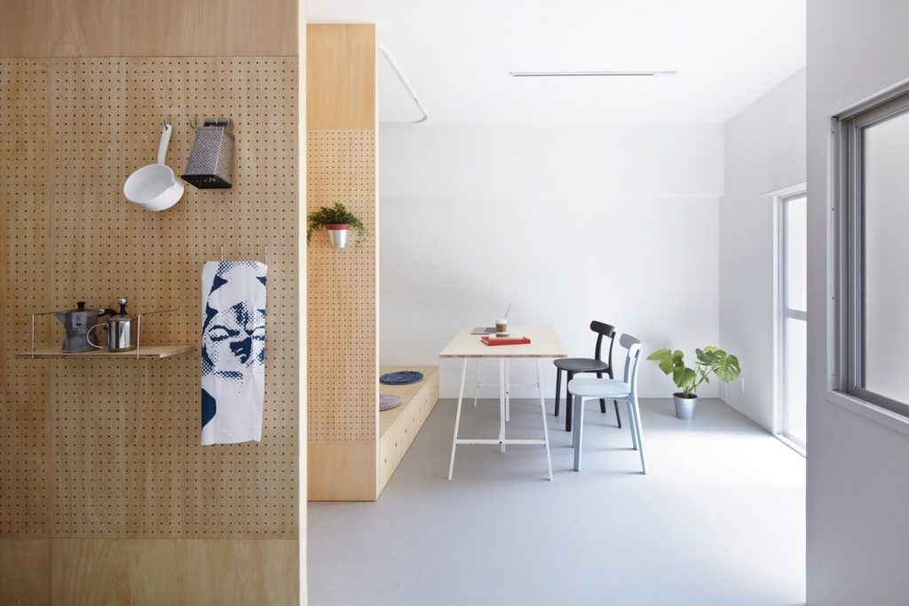 Apartments in Senri By nmstudio architects + Nozoe Shimpei Architects - Sheet6