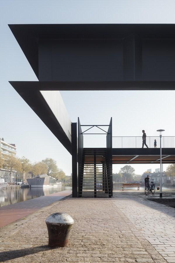 Piushaven Harbour Pavilion Tilburg By Civic Architects - Sheet4