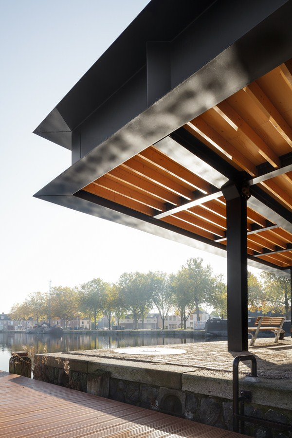 Piushaven Harbour Pavilion Tilburg By Civic Architects - Sheet5