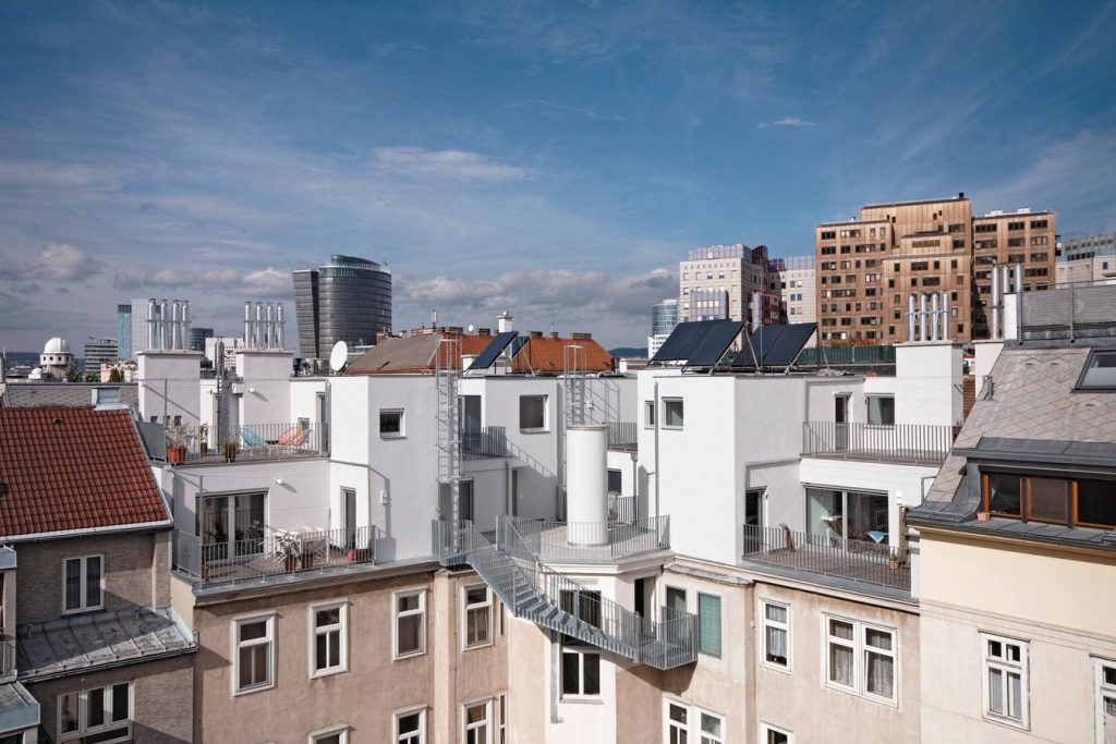 Radetzkystraße - A village on the roof By PPAG architects - Sheet4