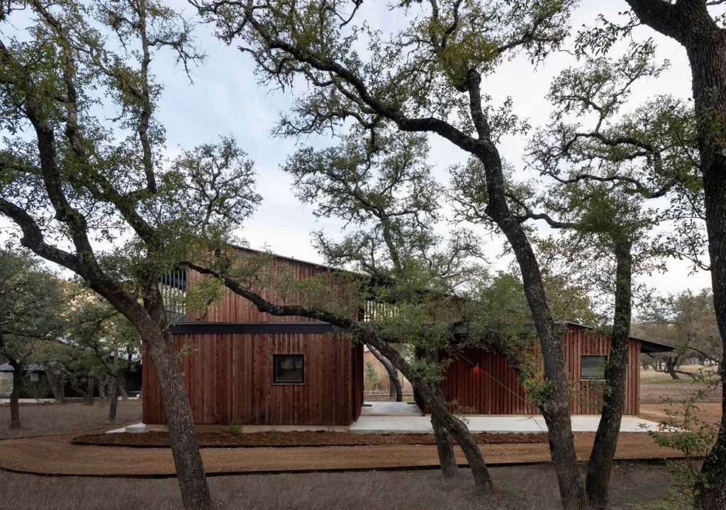 Camp Frio By Tim Cuppett Architects - Sheet7