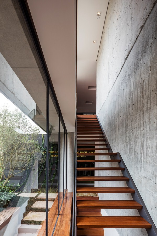 CASA BRAVOS By JOBIM CARLEVARO arquitetos - Sheet5