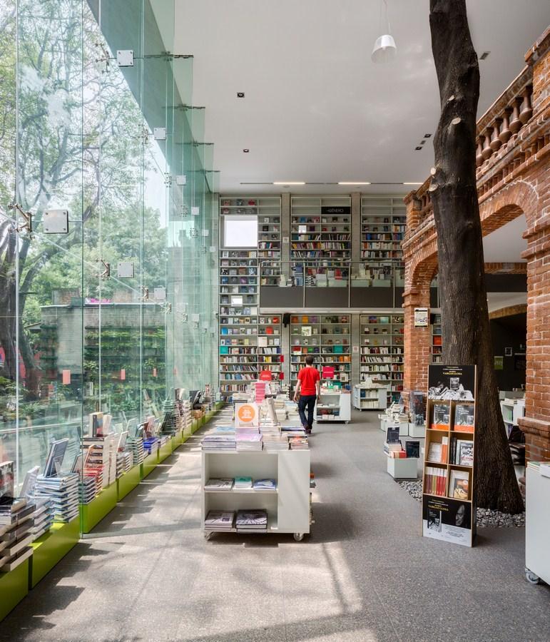 Elena Garro Cultural Centre By Fernanda Canales - Sheet5