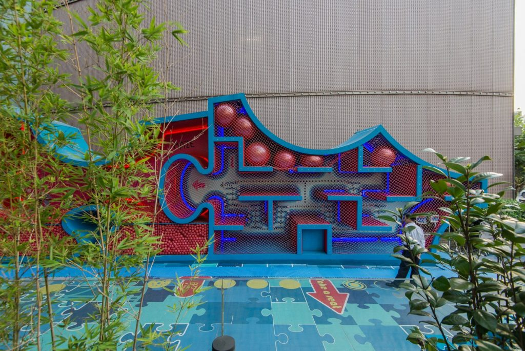 Puzzle Maze By 100architects - Sheet9