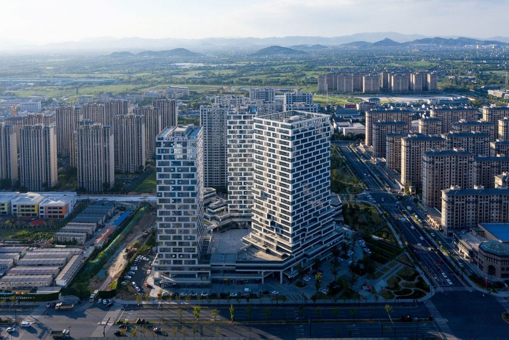 the Vantone Center By CLOU architects - Sheet2