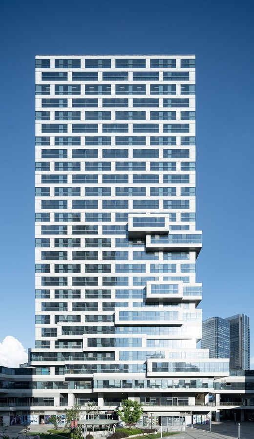 the Vantone Center By CLOU architects - Sheet3