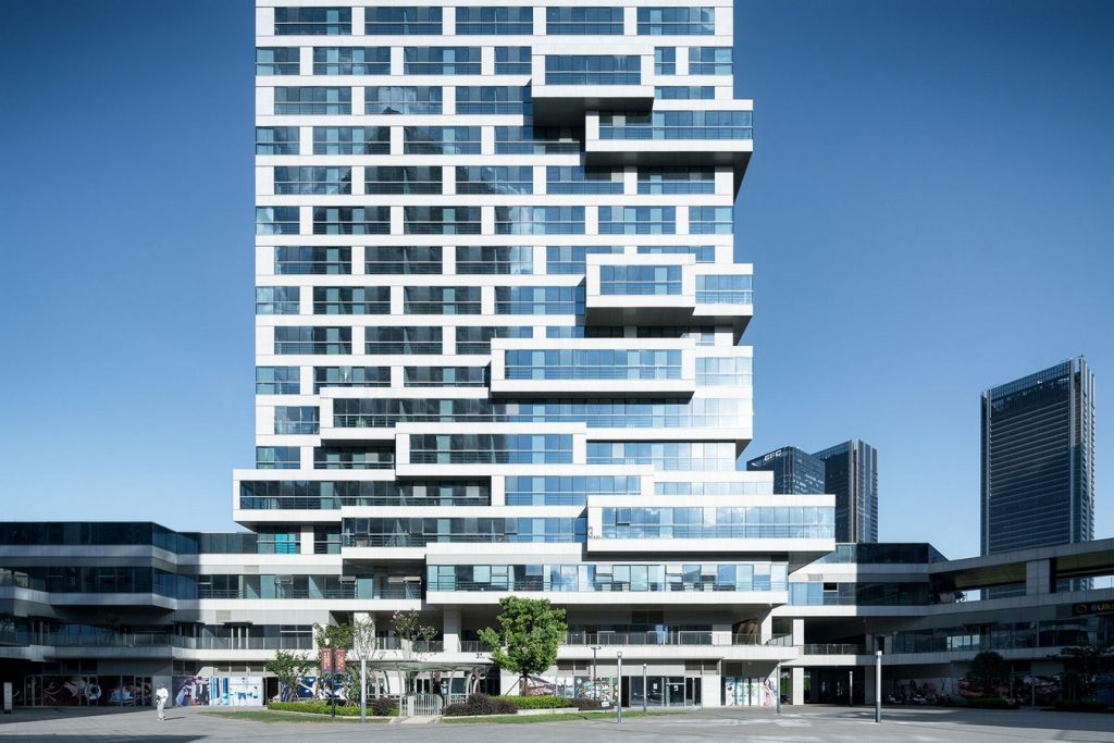 the Vantone Center By CLOU architects - Sheet5