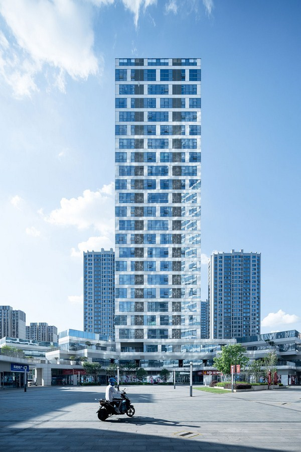 the Vantone Center By CLOU architects - Sheet6
