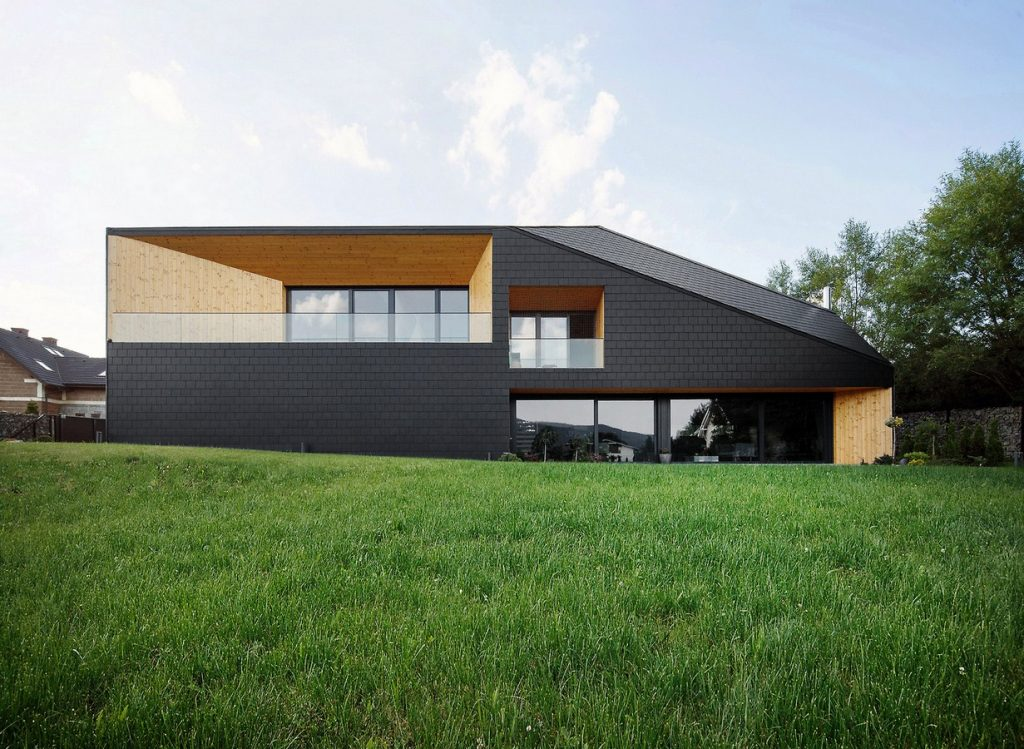 Black Rock - house By MUS ARCHITECTS - Sheet3