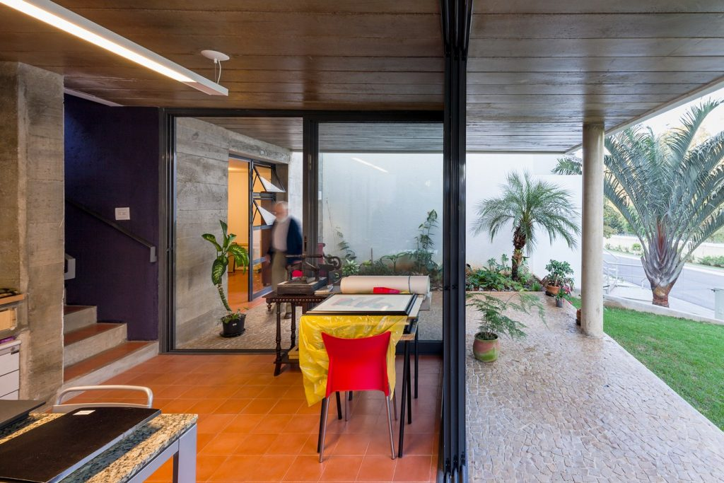 Kovacs House By Pessoa Arquitetos + Base Urbana - Sheet22