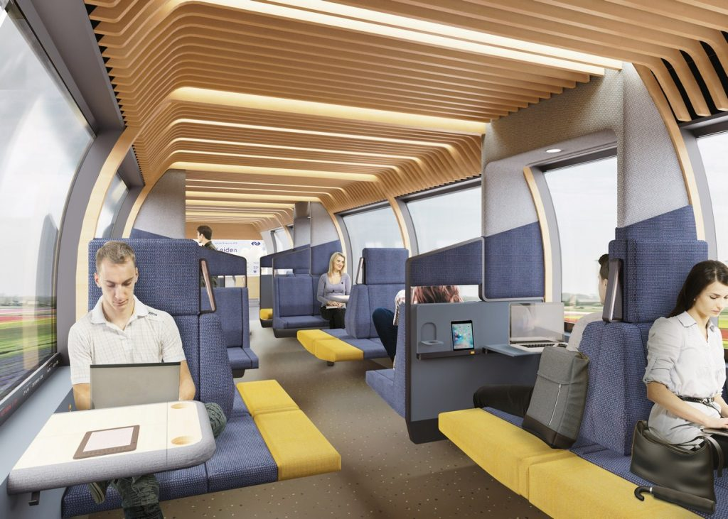 NS Vision Interior Train of the Future By Mecanoo - Sheet4