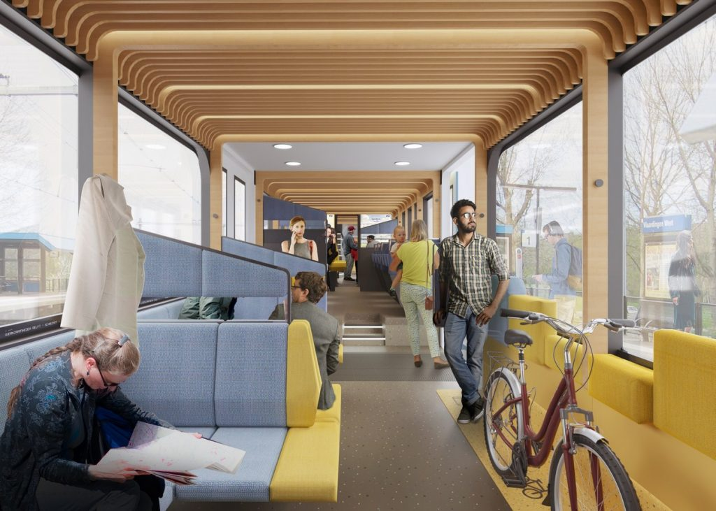 NS Vision Interior Train of the Future By Mecanoo - Sheet5