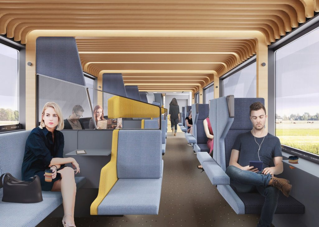 NS Vision Interior Train of the Future By Mecanoo - Sheet6