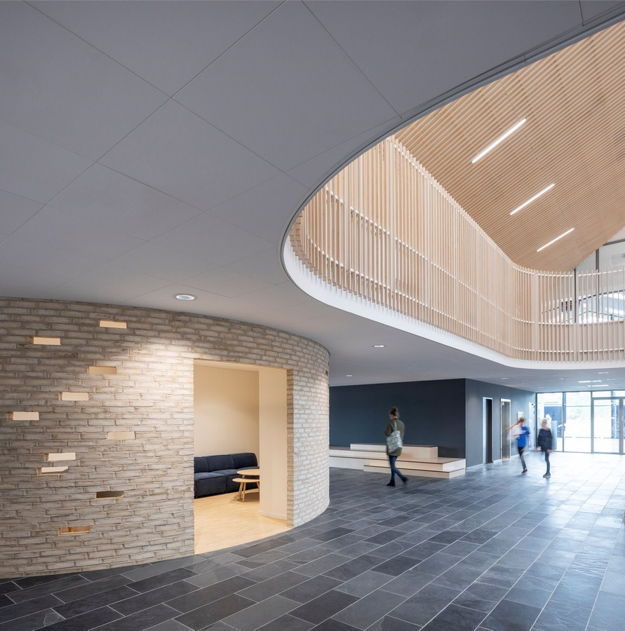 The Heart in Ikast By C.F. Møller Architects - Sheet15