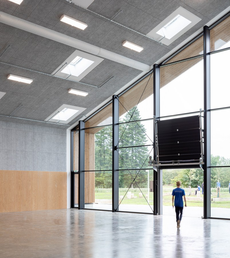 The Heart in Ikast By C.F. Møller Architects - Sheet26