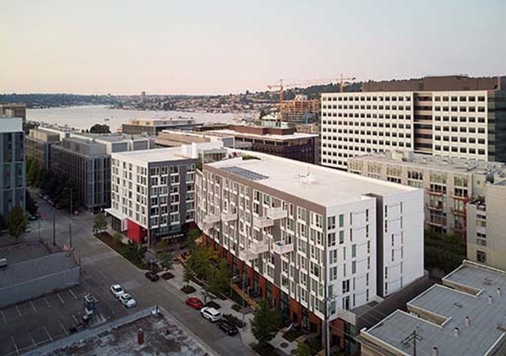 8th & Republican Mixed-Use Complex By Matt Anderson - Sheet2