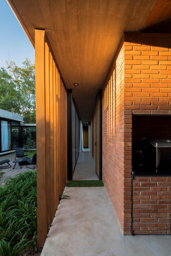 Patios House By Equipo de Arquitectura - Sheet5