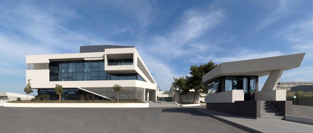 Factory in Attica By Studio NL - Sheet3
